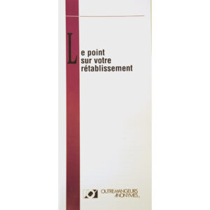 Publications de rétablissement